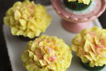 Flower buttercream