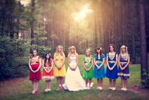 Rainbow wedding / Ideas and inspiration