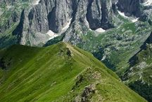 Albania / Top sights in Albania.