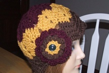 Hats I Love / Some I've made - some I haven't / by Lisa Anderson