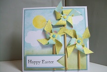 Pinwheel Cards / by Marilyn Atencio