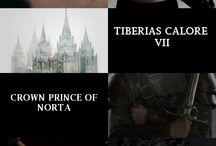 ch// tiberias calore / the fallen prince