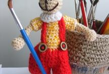 My handmade dolls