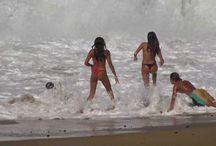 rippling sea  .   dalgalanan deniz