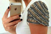 blusas bordadas