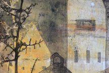 Budynki / malarstwo