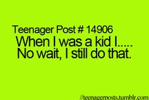 Teenager Post / Relatable Posts / #WTF facts / You Just Realized