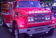 Caminhões de Bombeiros/ Fire Engines
