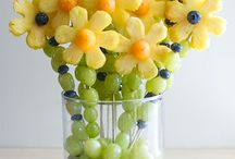 arreglos frutales/ Fruit Arrangements