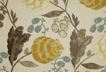 living room fabric