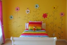 Kids - Girls Rooms / by Jessica Carlson