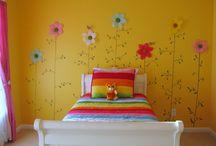Summers bedroom