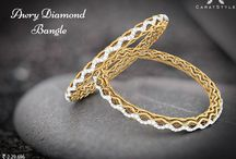 Traditional Diamond Bangles / Papilior offer exquisite range of latest designs for Indian traditional diamond bangles with free shipping in all over India.