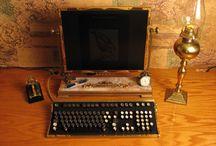 Steampunk-Faszinationen / Wunderbare Steampunk-Werke aller Art