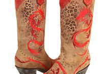 My Boots & Shoes / I have an unnatural obsession with boots...and I'm ok with it! :)