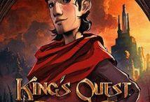 King's Quest materials