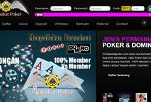 Daftar Judi Poker Online Domino Versi Android MalaikatPoker.com