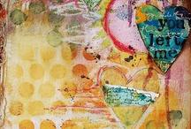 Inspirasjon / Art Journal