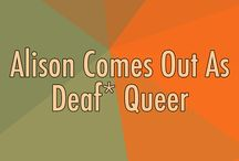 LGBT Stories Discussing Disabilities
