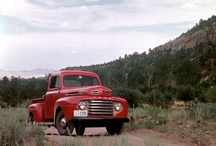 Ford F-1 / 1948-2013: Ford F-Series 65th Anniversary: On January 16, 1948, the Ford Motor Company publicly revealed the iconic F-1 pickup, beginning the F-Series legacy of tough trucks. (01/15/2013) Photo Credits to Ford Motor Company | Stay Up to Date on All Things F-Series at www.KoonsFord.com Koons Ford Annnapolis (410) 224-2100
