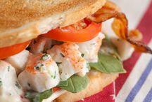 Seafood / by Ernesto Velez