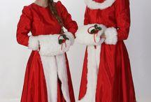 White Christmas Theatre Costumes