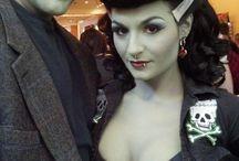 Парные костюмы (Couple costume) / costumes, images, makeup, manicure, ideas