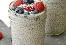 Chia recipes