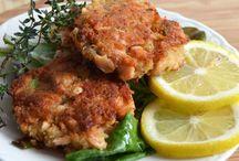 Yummy fish dinners