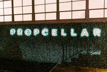 Propcellar, Memphis Wedding Venue