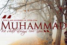MUHAMMED (sav)  مُحَمَّدٌ عليه الصلاة و السلام