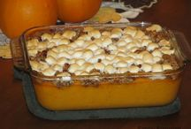 Thanksgiving Food, Drinks, and Treats Ideas