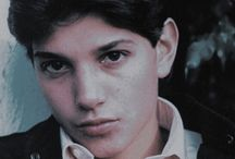 Ralph Macchio / One of my greatest platonic loves from childhood. I love Karate Kid movies specially the first one, but my favorite is The Outsiders. Can't wait to watch the Karate Kid series which debuts on YouTube this year.