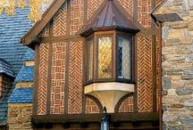 Tudor/Elizabethan Artchitecture
