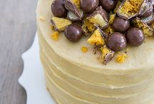 Gorgeous Gateaux and Torte / by Sharee Morgan