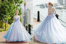 vestidos Noiva de cor