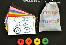 Preschool Math/ Matching Game Activities