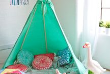 For the little one -Toddler's room / Bedroom ideas for toddlers