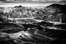 Landscape Black & White