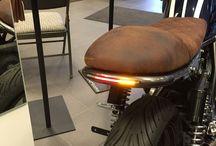 Cafe racer design ideas