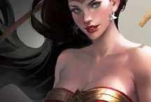 Wonder Woman / the best heroine ever