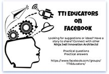 TTI on Social Media / Cool places we connect with cool people!