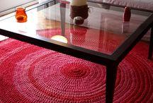 tapetes de cordão