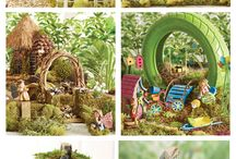fairy gardens / by Karen Long