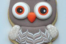 coruja biscoito