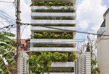 architecture  / by Jessica Carlton
