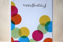 Homemade Cards, gift tags and more / by Annie Schewe-Chick