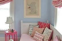 Inspired kids' spaces / by CT Working Moms