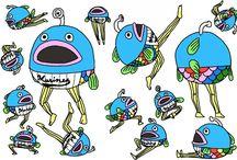 魚…魚…魚マリーンズ