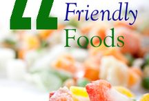 Freezer Friendly Foods